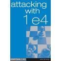 کتاب Attacking with 1 e4