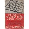 کتاب Instructive Positions From Master Chess