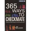 کتاب 365 Ways to Checkmate
