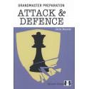 کتاب Grandmaster Preparation: Attack & Defence