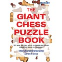 کتاب The Giant Chess Puzzle Book
