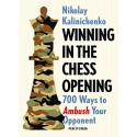 کتاب Winning in the Chess Opening - 700 Ways to Ambush Your Opponent