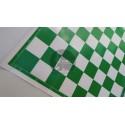 صفحه شطرنج پلاستیکی سبز