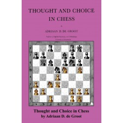 کتاب Thought and Choice in Chess
