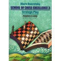 کتاب School of Chess Excellence 3: Strategic Play